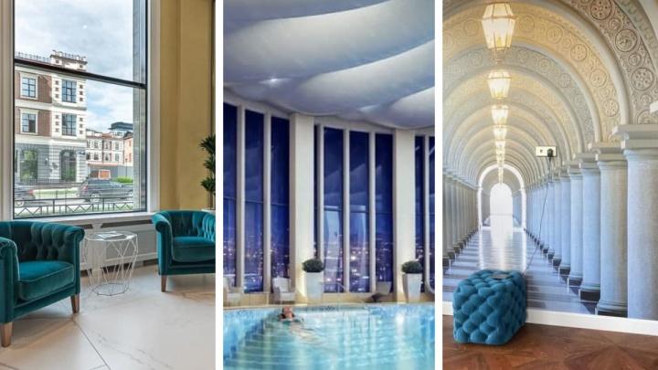 Вы хотели бы здесь жить: как выглядят самые дорогие квартиры, которые продаются в Екатеринбурге