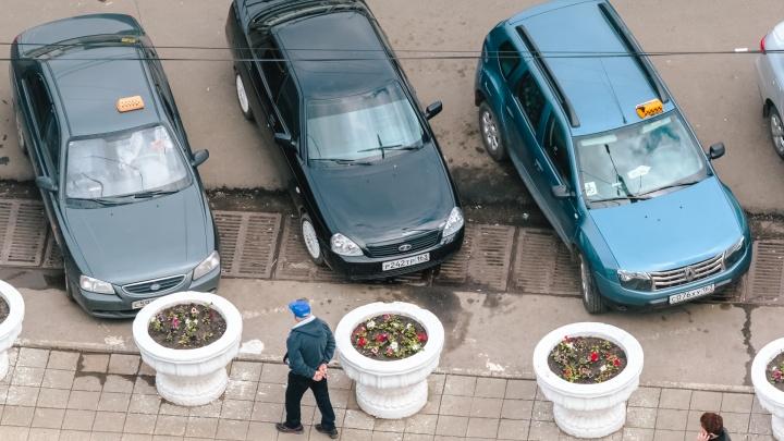 В Самарской области составят реестр парковок