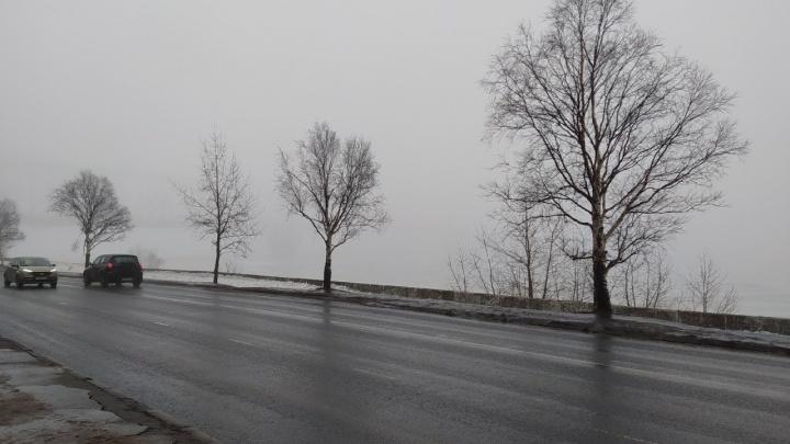 Фотофакт: был железнодорожный мост в Архангельске — и нет его