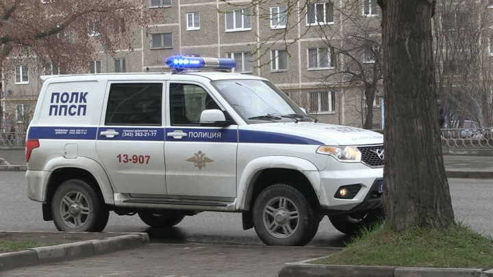 В Екатеринбурге поймали парней, которые торговали наркотиками и прятали их в «Ладе»