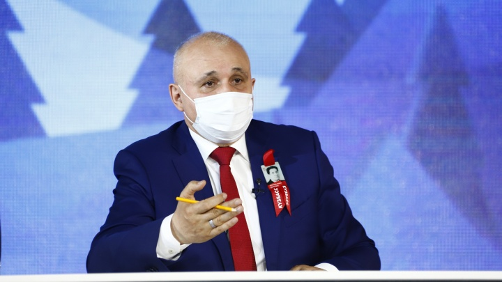 Власти Кузбасса создали Министерство угольной промышленности