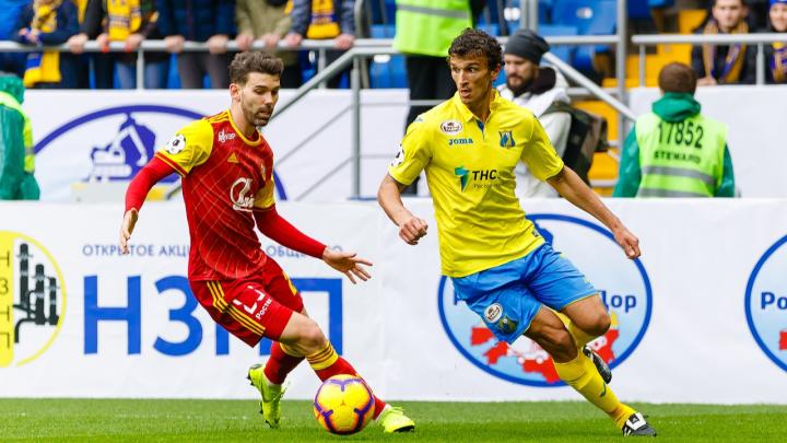 Есть шанс увидеть боевые составы: 10 фактов о футбольном матче «Ростов» — «Арсенал»