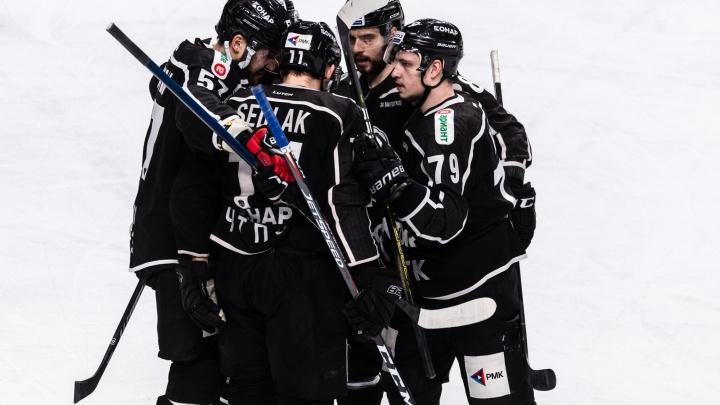 Хоккейный клуб «Трактор» представил обновлённый состав