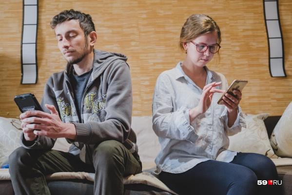 Пермяки на самоизоляции меняют свои привычки, больше тратят, больше сидят в гаджетах или смотрят кино