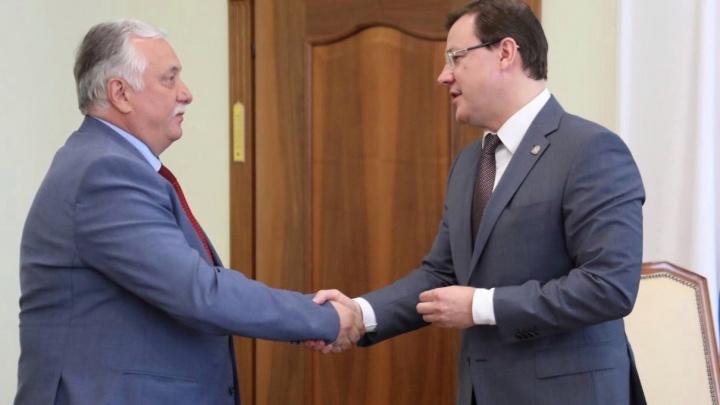 Бывшему главе управления ФСБ по Самарской области выплатят 125 000 рублей