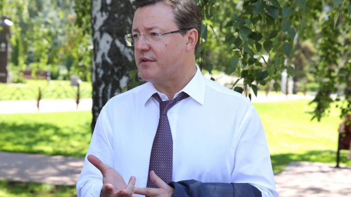 Губернатор Азаров обнадежил представителей фитнес-индустрии
