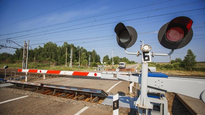 На Северной железной дороге капитально отремонтировали 4 железнодорожных переезда в 2020 году
