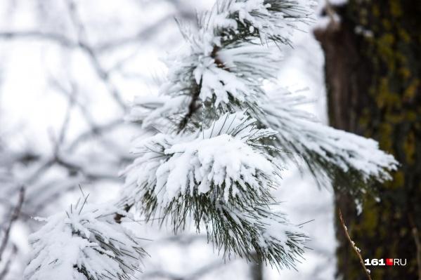 Резко похолодает 20 декабря