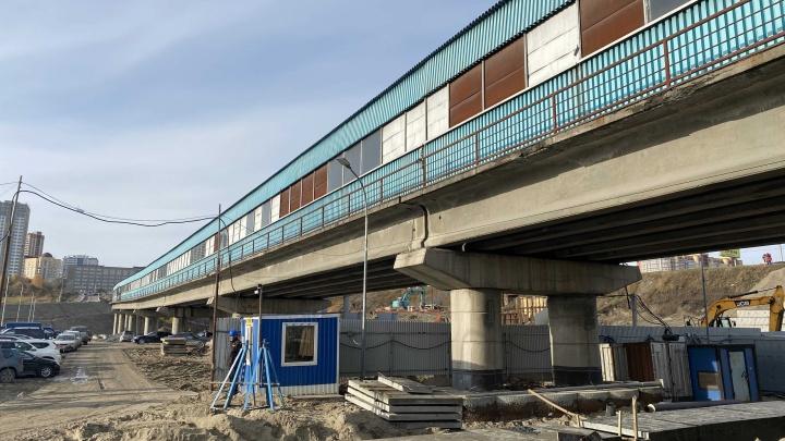 Новосибирский метромост изменят ради красивых видов — мэр рассказал, что будет нового