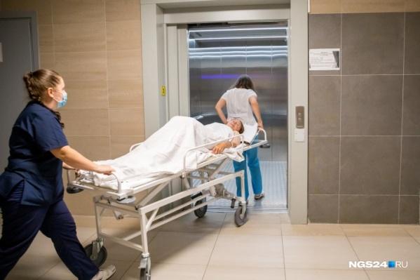 Студентов зовут работать в ковид-госпитале