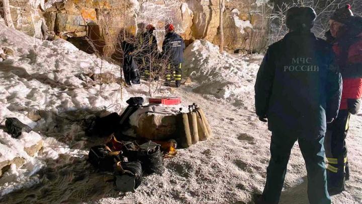 В Самаре из Сокских штолен эвакуировали девять человек