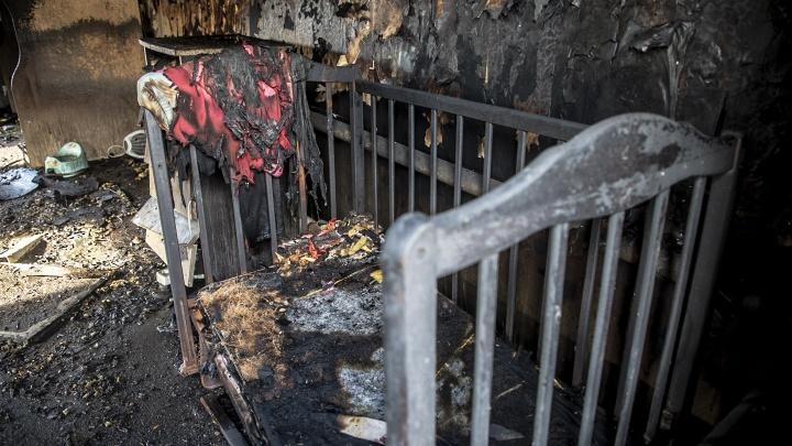 «Хозяйка вынесла его из горящего дома»: СК озвучил подробности гибели мальчика на пожаре в Волгограде