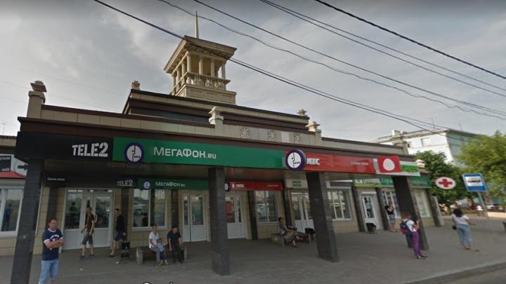 В Красноярске решили снести огромный павильон на «Аэрокосе»