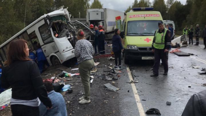 Пассажирка автобуса, попавшего в смертельное ДТП, потребовала с перевозчика 5 миллионов рублей