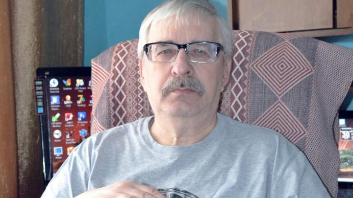 Пермяк Евгений Филенко стал лучшим писателем-фантастом России
