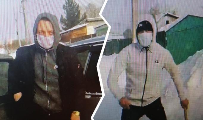 Пытались забрать 1,3 миллиона: в Новосибирске задержали подозреваемых в нападении на машину инкассатора