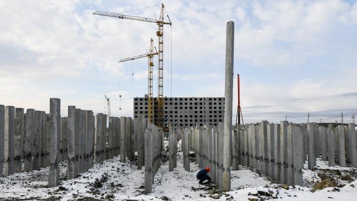 Стало известно, когда на Россельбане достроят суперсовременные общежития