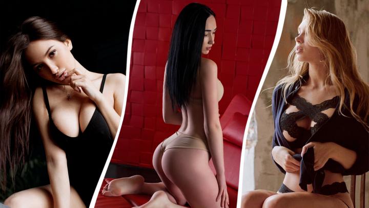 Семь пермских красоток борются за звание самой сексуальной девушки в конкурсе Miss Maxim