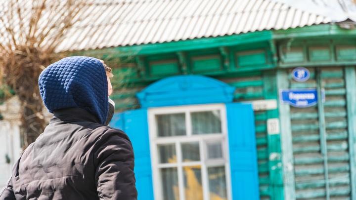 В омской деревне, где произошла вспышка коронавируса, сняли карантин