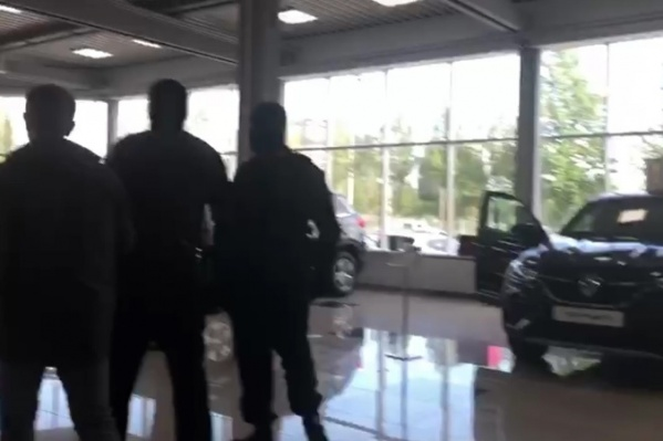 Обыски в салоне «Феррум Авто» проходили в августе 2019 года