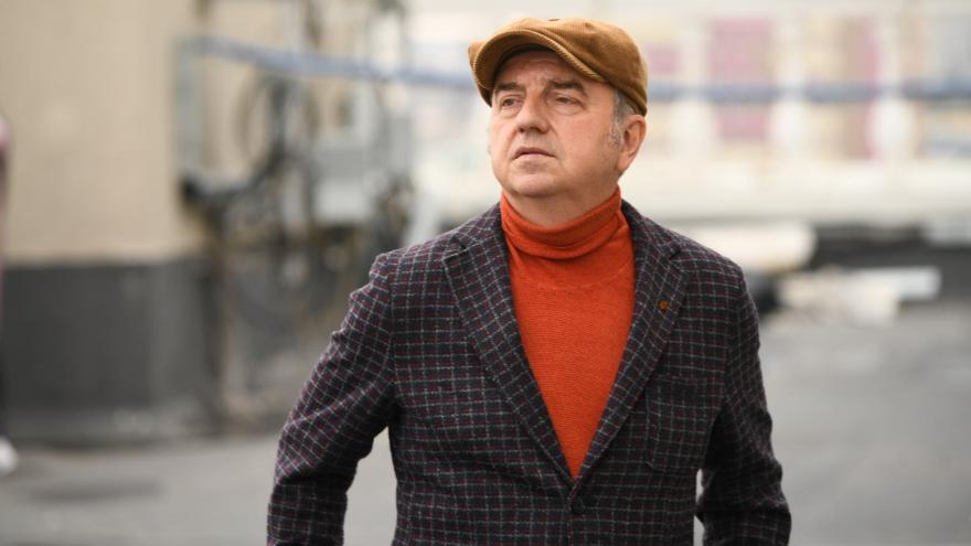 «Мы заслужили концерт на крыше»: Владимир Шахрин — о выступлении под часами мэрии и новом альбоме