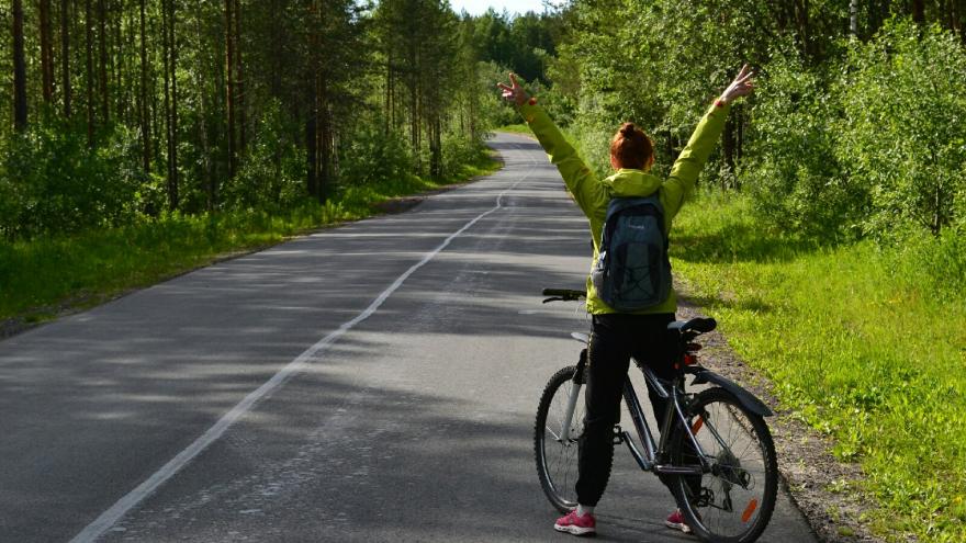 Новичкам и бывалым: пять веломаршрутов для тех, кто проводит лето в Архангельске