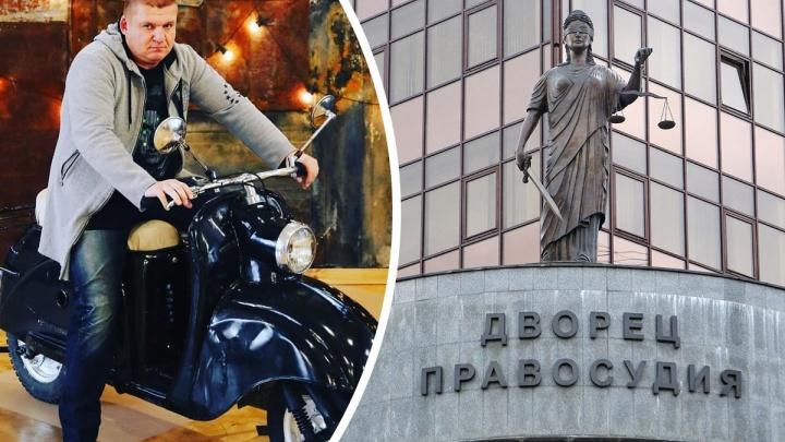 Суд запретил брату юмориста Незлобина выходить из дома