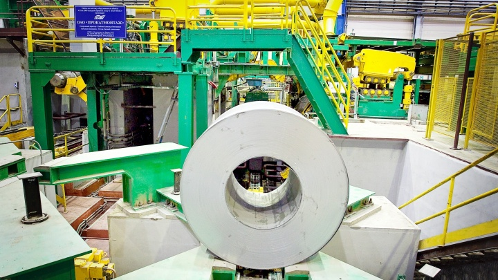 Под Самарой откроют гигантскую площадку для хранения и транспортировки металла