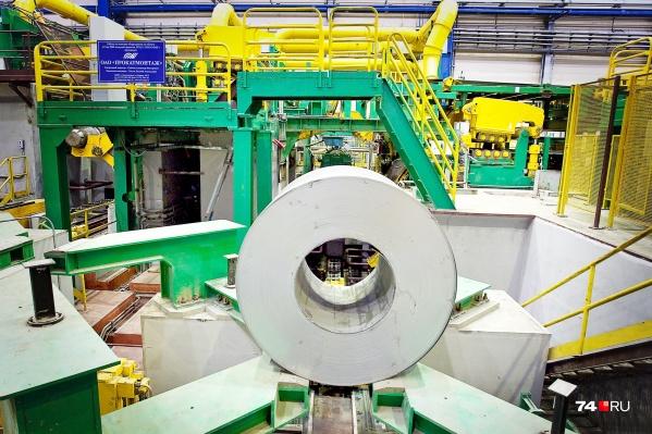 «Магнитка» будет свозить в Самарскую область металлопрокат, который предназначен для российского автопрома