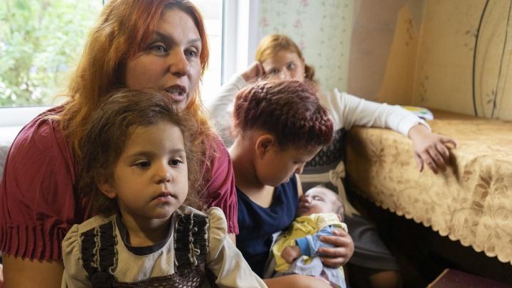 Следователи выяснят, почему семье с 12 детьми дали землю, на которой ничего нельзя построить