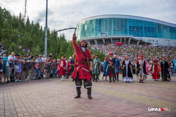В начале июля Башкирию посетят более 3 миллионов человек