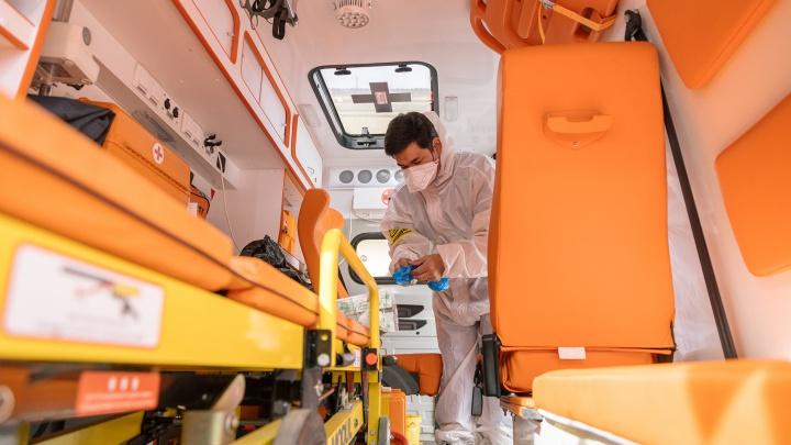 В Самарской области закупят 70 машин для поликлиник и больниц