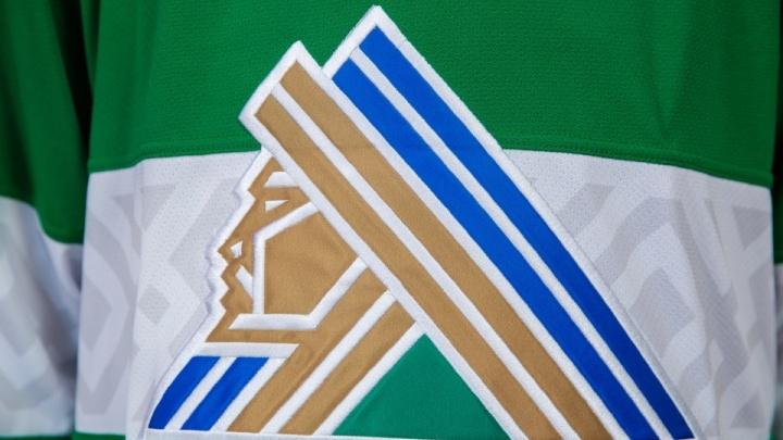 «Салават Юлаев» представил обновленный логотип и форму на сезон 20/21