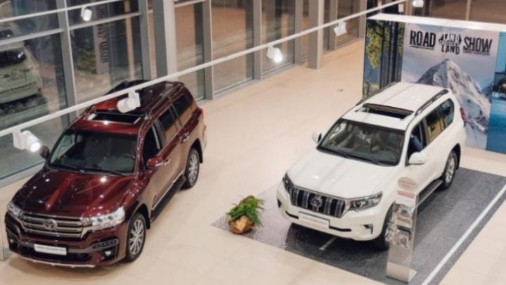 Автоцентр обанкротившейся «Крепости» купил бизнесмен из Хакасии