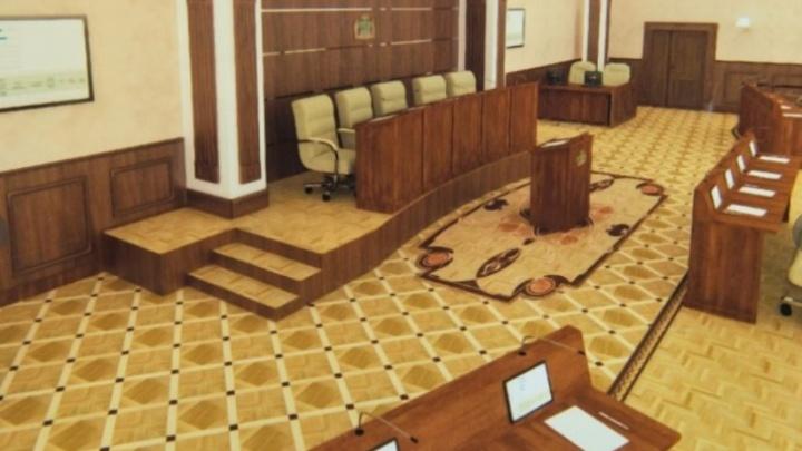 Гордума Екатеринбурга решила спасаться от коронавируса в здании ЦУМа