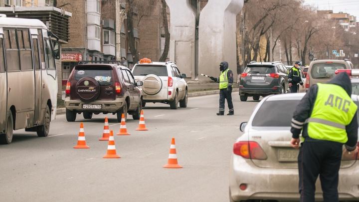 В Самаре перекроют дороги из-за коронавируса