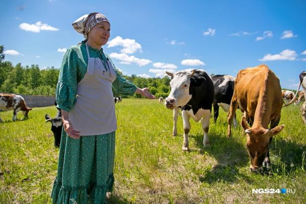 Фермерством Юлия Прескенене занимается уже несколько лет, расширение бизнеса совпало с коронакризисом