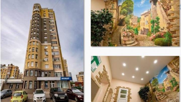 В Башкирии выбрали самые красивые дом, подъезд и двор. Вот как они выглядят