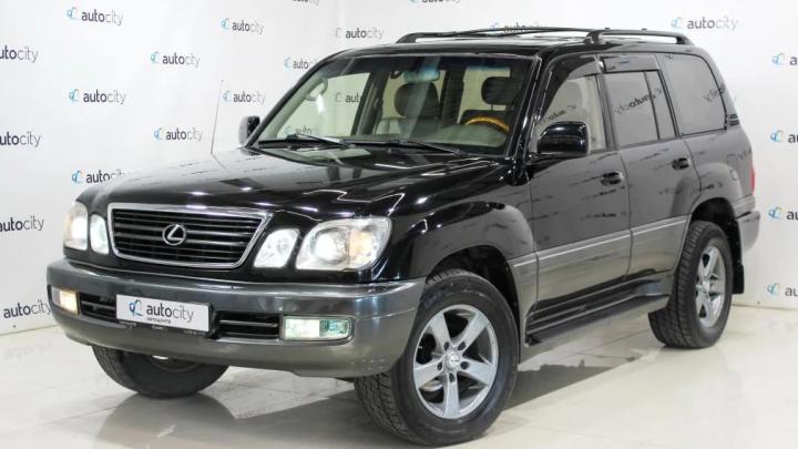 Хочу здоровенный «Лексус»: топ-5 внедорожников Lexus LX всего за 1 млн рублей — смотрим, дрова или нет