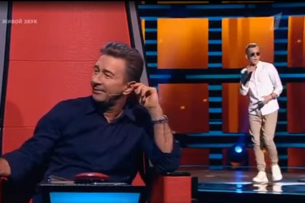 Олег Шерин попал в первый выпуск нового сезона шоу