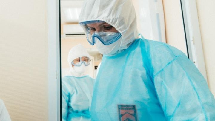 В Челябинске выписали больше 1500 переболевших COVID-19. Это половина от общего числа заразившихся