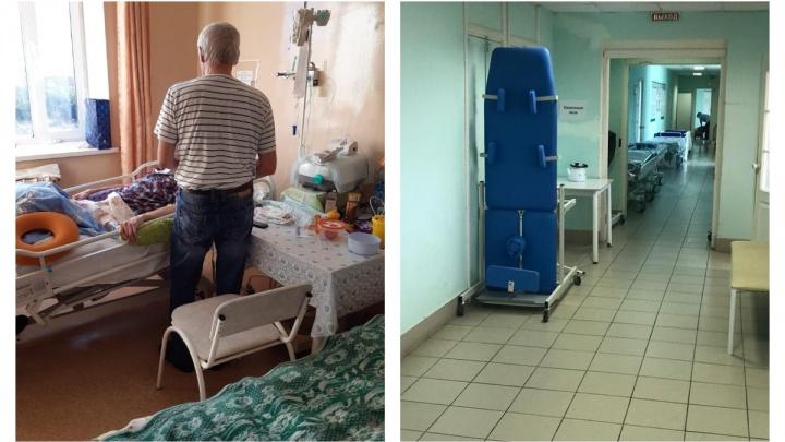 Специалисты Минздрава проверили хоспис Арамиля, на который жаловались пациенты из Екатеринбурга
