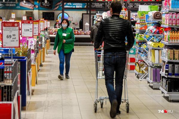 Продуктовые магазины попадают под исключение, но остальные оказались в зоне риска