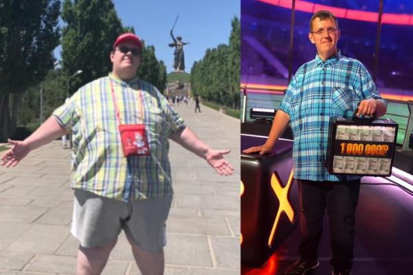 На первом фото — Волгоград, 22 июня 2018 г., на втором — Москва, 7 июля 2020 г.