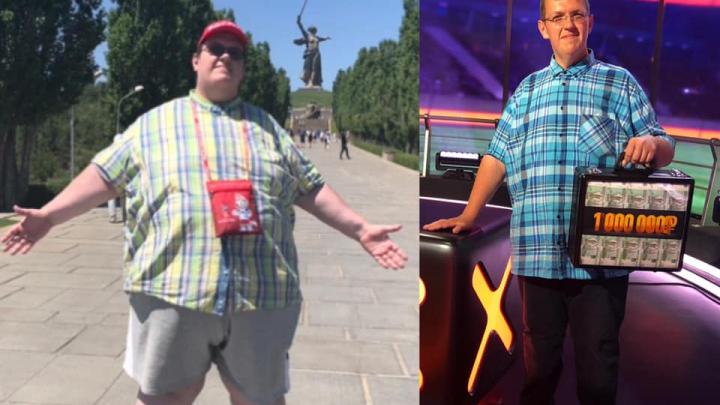 Известный красноярский кавээнщик Алексей Екс похудел на 100 кг
