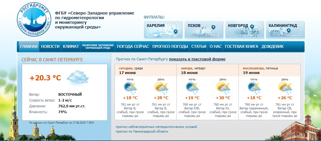 "Скиншот из&nbsp;<a href=""http://www.meteo.nw.ru/"" class=""_"">www.meteo.nw.ru</a>"