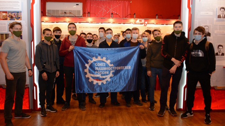 Красноярское краевое отделение Союза машиностроителей России дало старт акции «Неделя без турникетов»