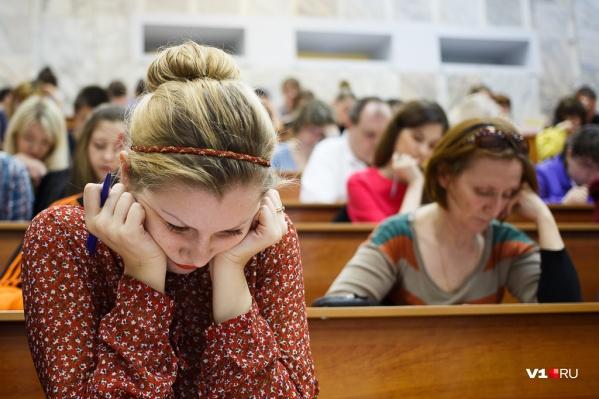 Очных лекций в аудиториях в начале учебного года не будет