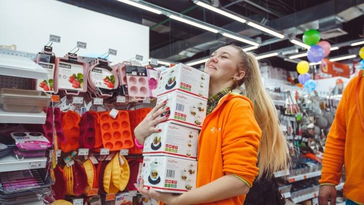 Впервые в Самаре: «Галамарт» запускает доставку товаров для дома