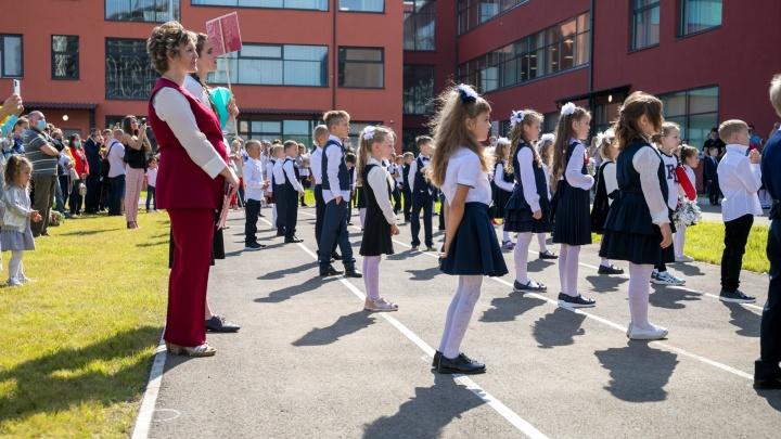 Больше 20 школ в Красноярске перевели классы на дистанционку